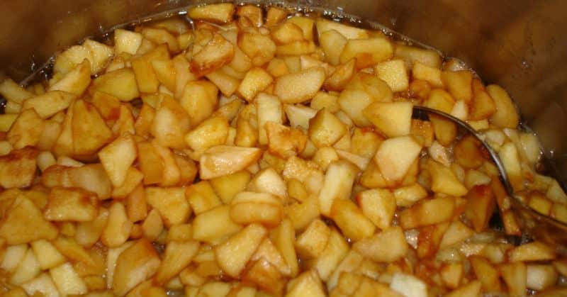 Կոկոսի փաթիլներով խնձորով կարկանդակ