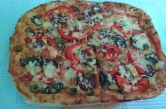 պիցցա ամերիկանո