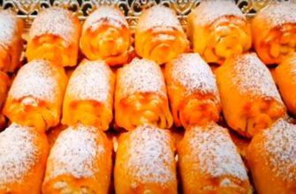Կաթնաշոռով թխվածքաբլիթներ