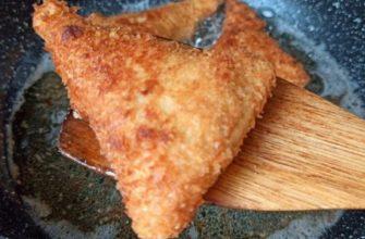 Կարկանդակ տոստի հացով