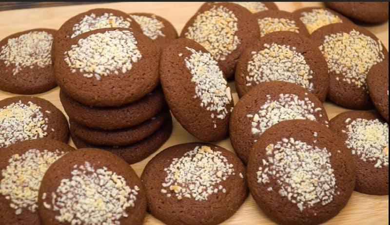Շոկոլադե թխվածքաբլիթ