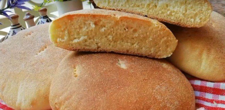 սպիտակաձավարով հաց