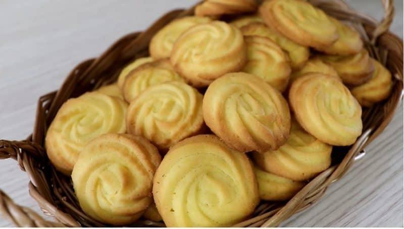 Համեղ թխվածքաբլիթներ կարագով