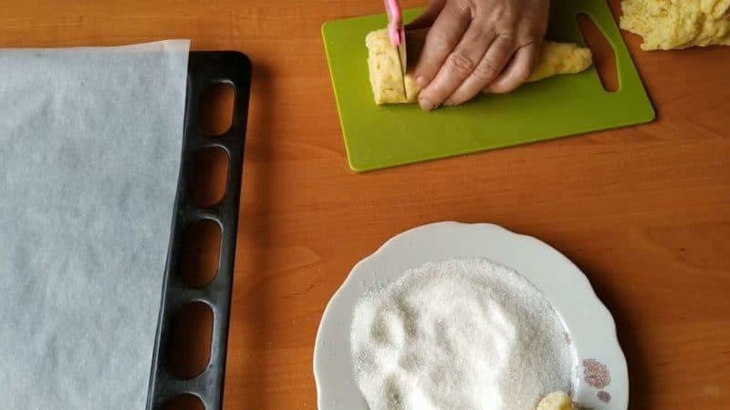 Նարինջով թխվածքաբլիթներ