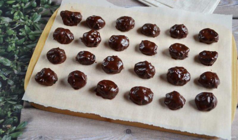 Շոկոլադով սալորաչիր