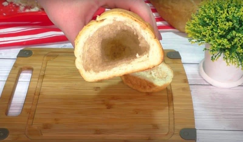 Լցոնած հաց