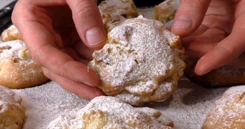 Խնձորով թխվածքաբլիթ