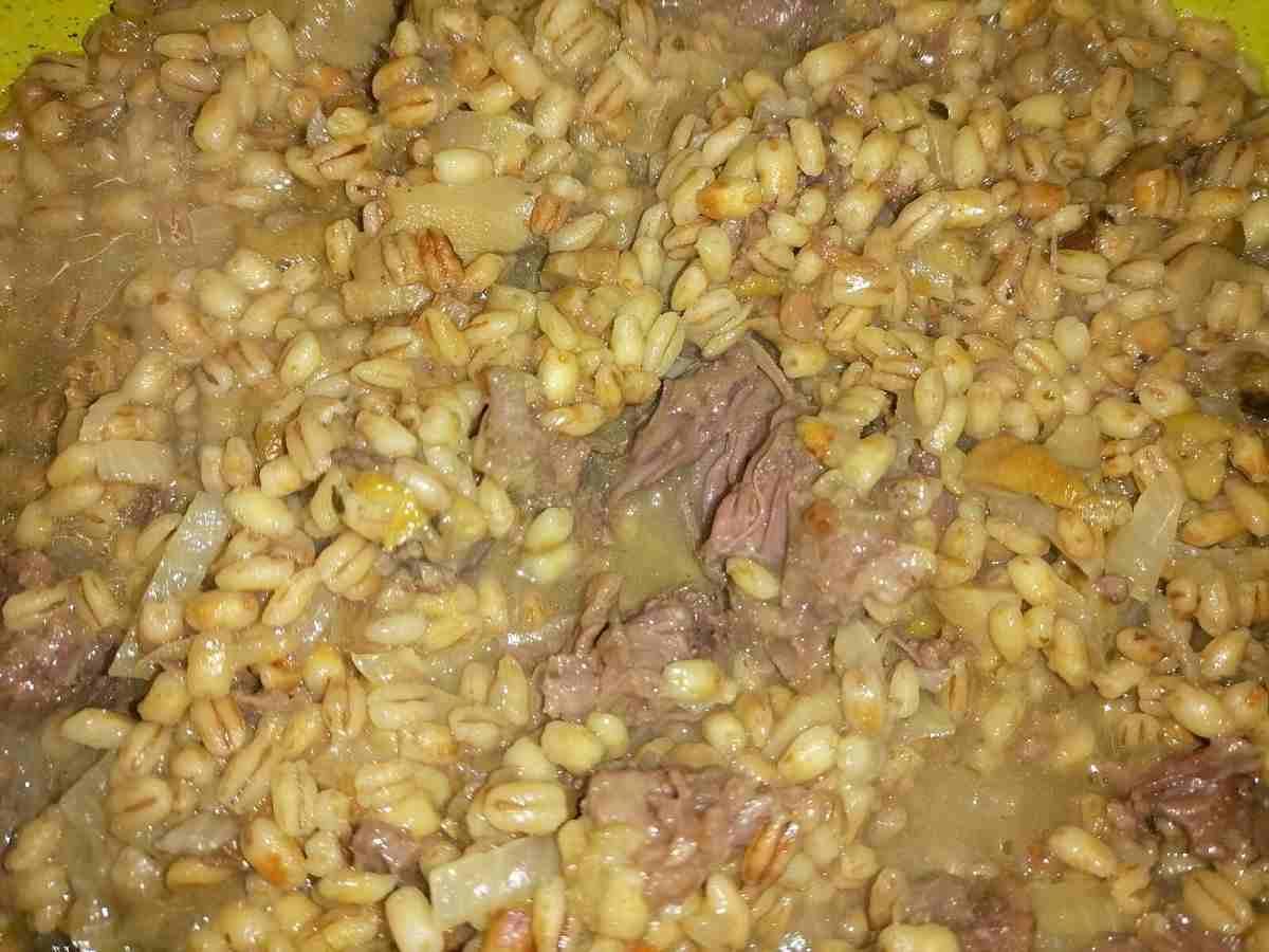 Տապակած ցորեն